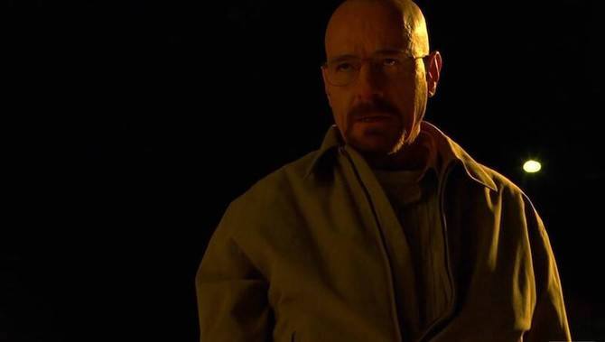 "#thirtyscenesinthirtydays: Day 28- Breaking Bad: ""RUN"""