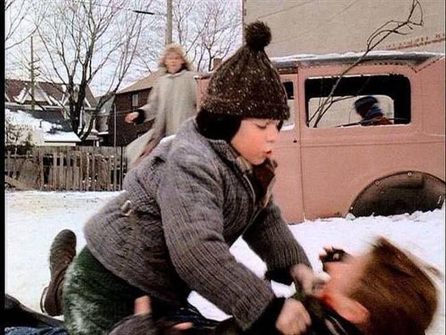 #thirtyscenesinthirtydays: Day 15-  A Christmas Story: Ralph Fights Back