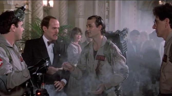 #thirtyscenesinthirtydays: Day 19- Ghostbusters: Hotel/Slimer Scene