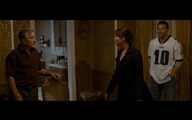 #thirtyscenesinthirtydays: day 24- Silver Linings Playbook: Tiffany's Monologue