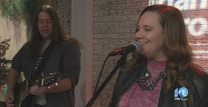 Laura Rice Celebrated New Release on The Hampton Roads Show Today.