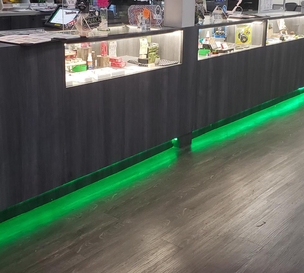 Commercial Novelty Lighting