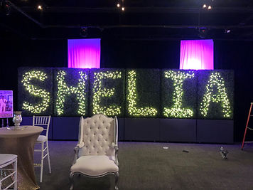 Decorative Lighting for Events