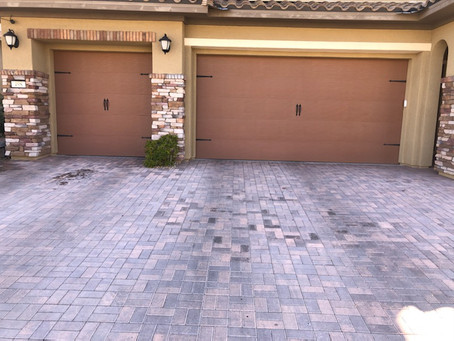 Grease Stains on your Driveway?