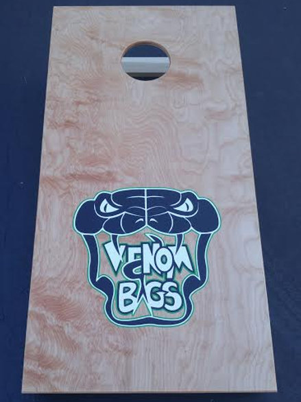 Custom Venom Boards
