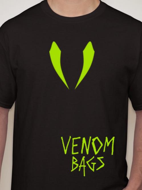 Venom Fangs Tee (Black)