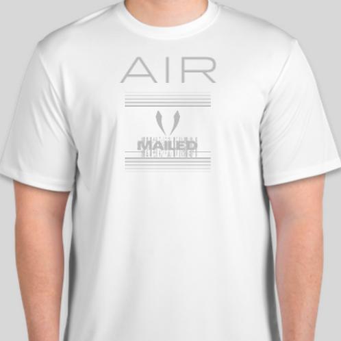 Air Mailed Tee (White)