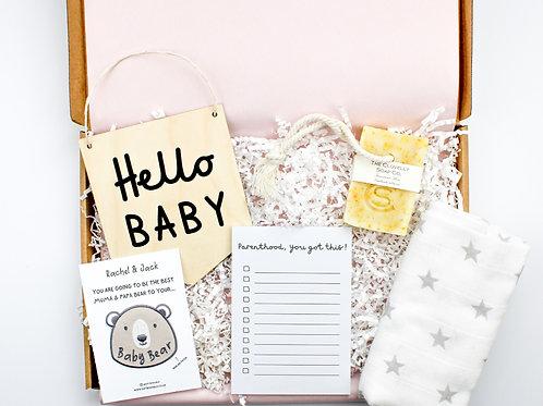 The Baby Bear Gift Box