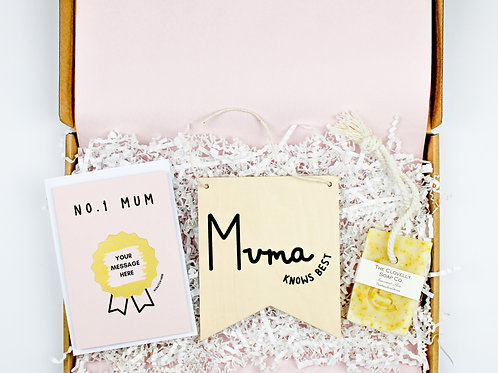 'Muma Knows Best' Mother's Day Gift Box