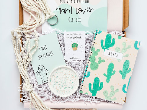 The Plant Lover Gift Box