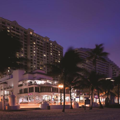 Marriott's BeachPlace Towers
