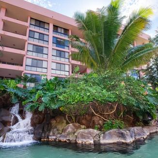 Kahana Falls Resort