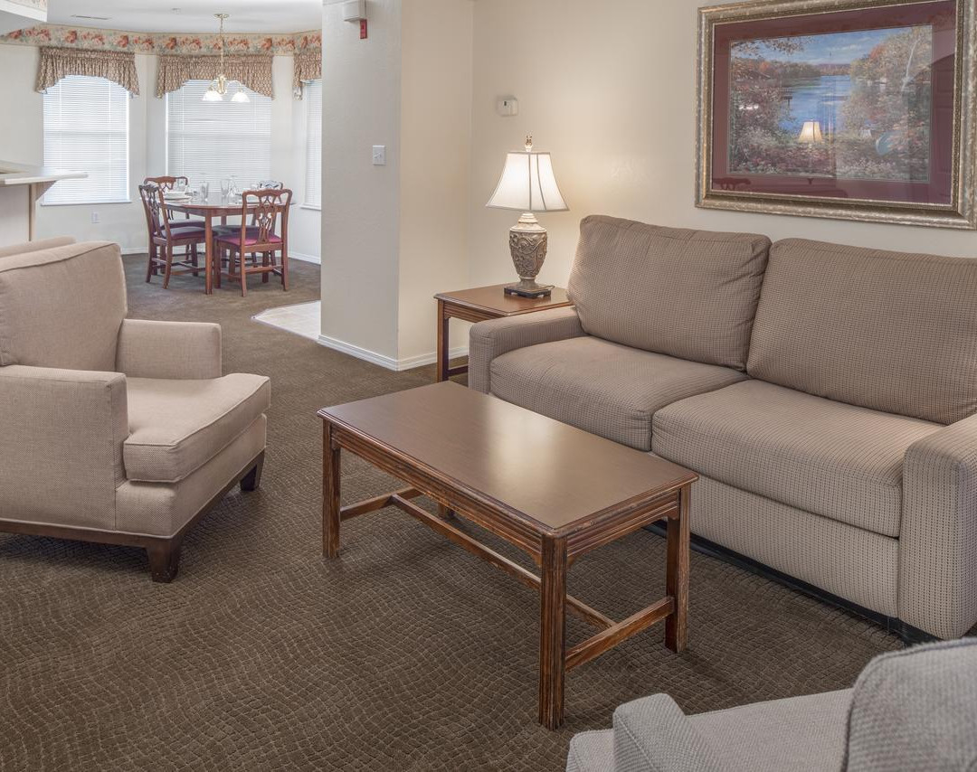 The Suites at Fall Creek