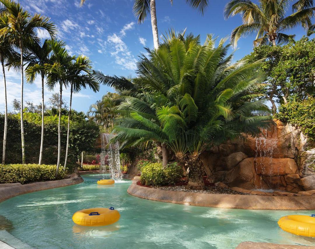 Hyatt Coconut Plantation
