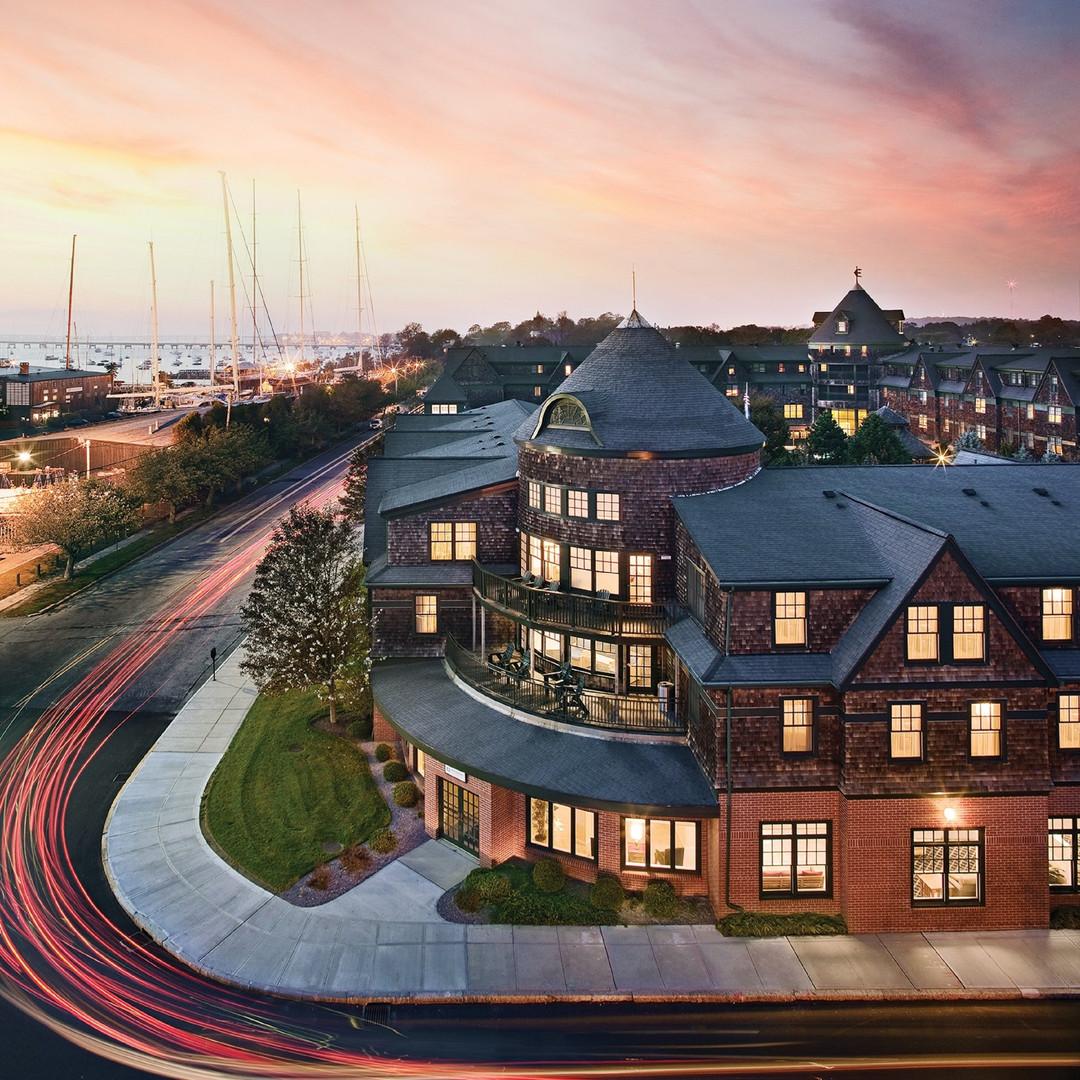 Wyndham Long Wharf