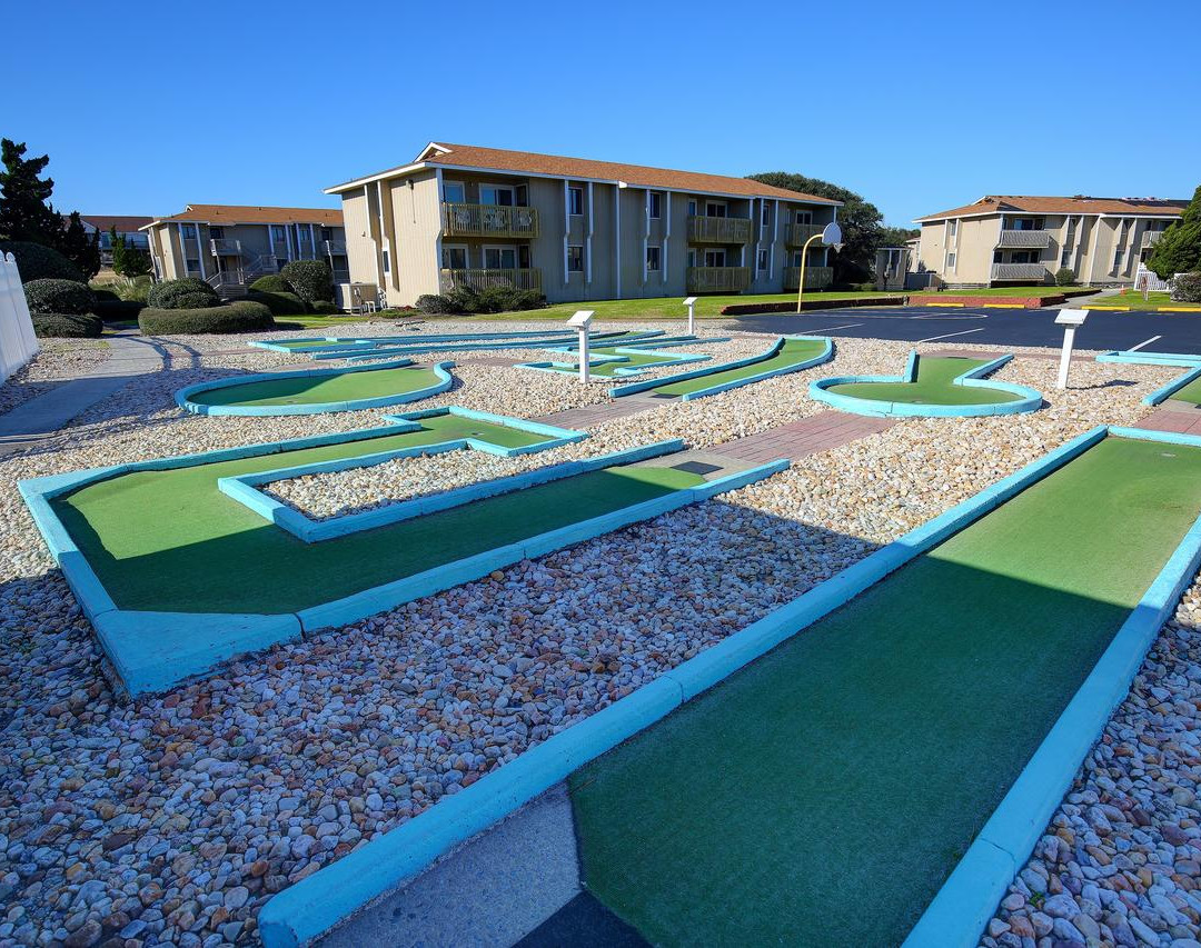Sea Scape Beach And Golf Villas