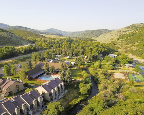 East Canyon Resort
