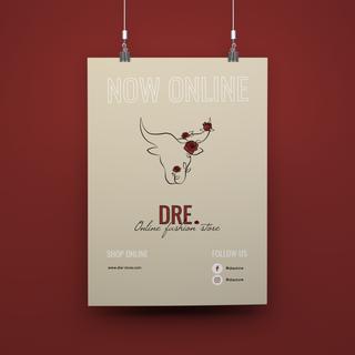 Branding Dre Store