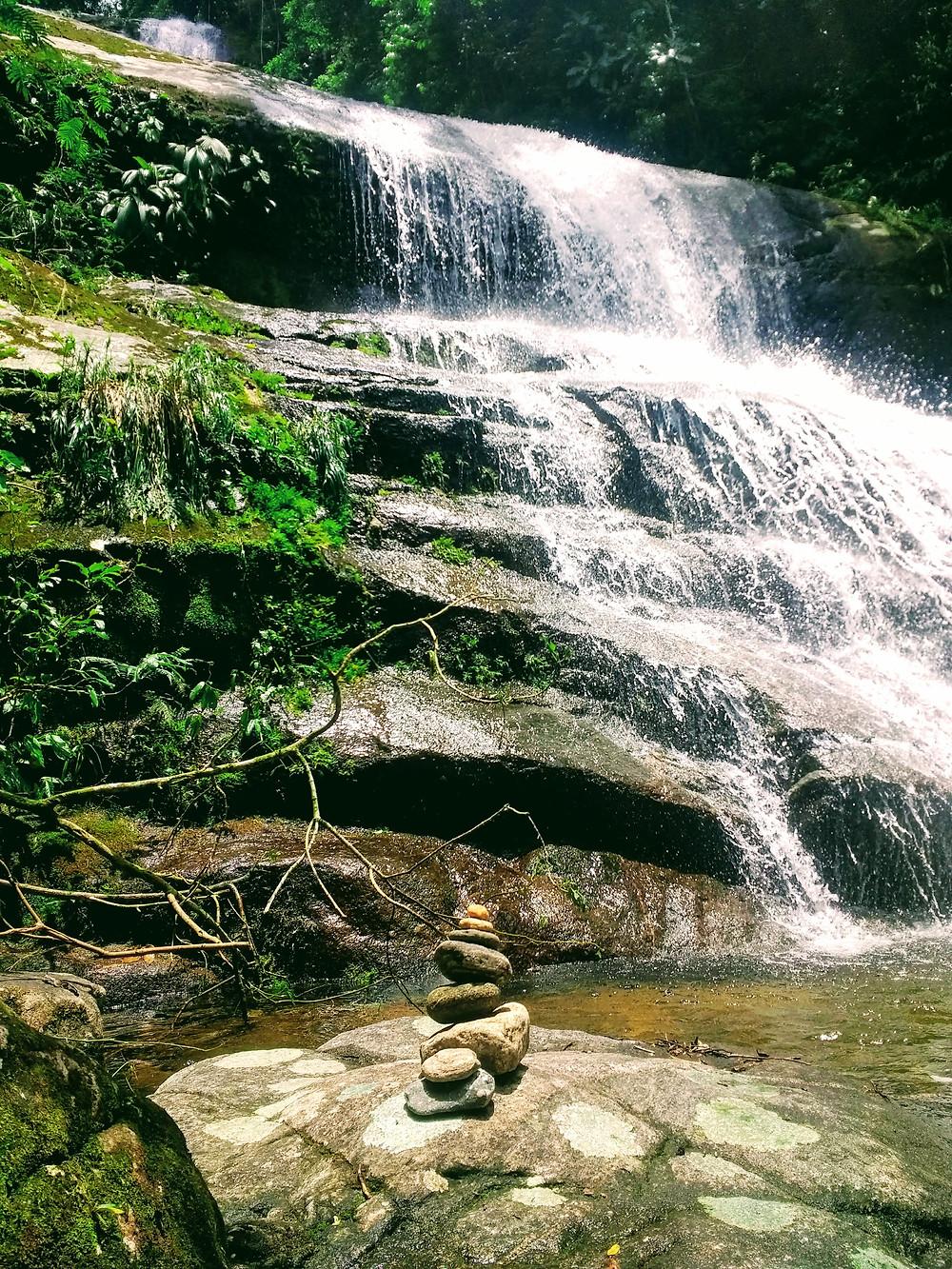 cachoeira  sete quedas