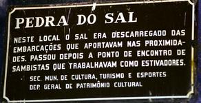 RODA DE SAMBA NA PEDRA DO SAL