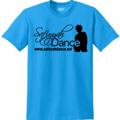 Safiyyah Dance Classic T Sapphire Blue