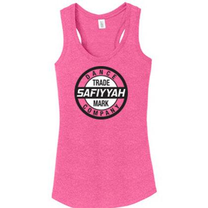 Safiyyah Dance Ladies Trade Logo Tank
