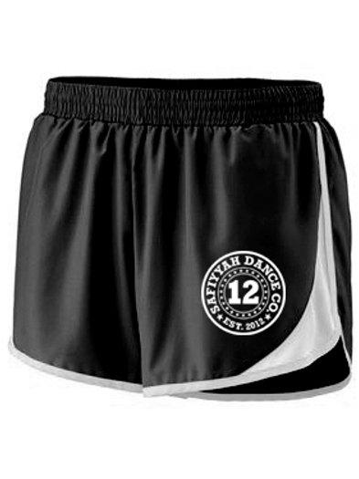 Ladies' Adrenaline Shorts SDC 12 LOGO
