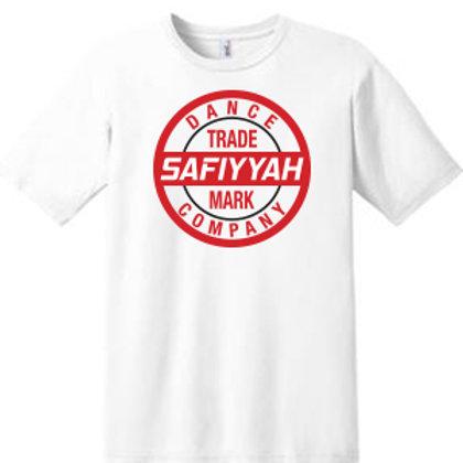Safiyyah Dance WHITE TRADE MARK T