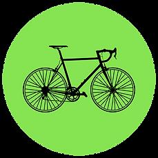 Lavender Llama Website Bicycle Icon.png