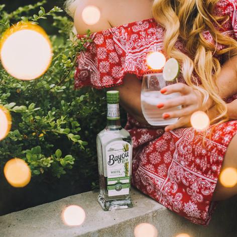 Lifesyle photo of a alcoholic beverage