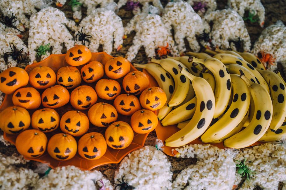 Lifestyle photo of Halloween food