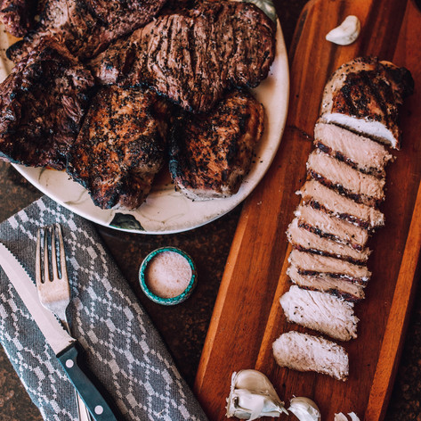 food photo of a grilled steak