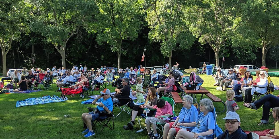 Music in the Park @ Slater Park