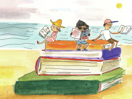 Summer Reading for Parents and Caregivers