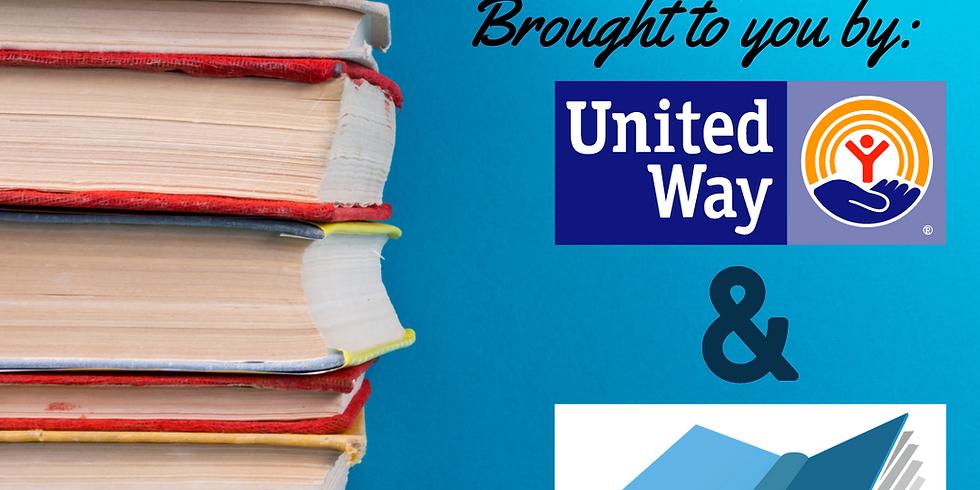United Way of RI 9th Annual Children's Book Drive