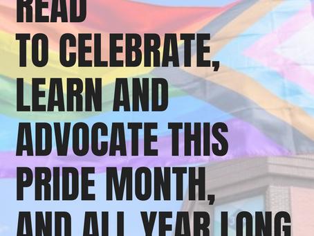 Read to Celebrate Pride Month!