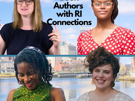 Children's Book Authors with RI Connections