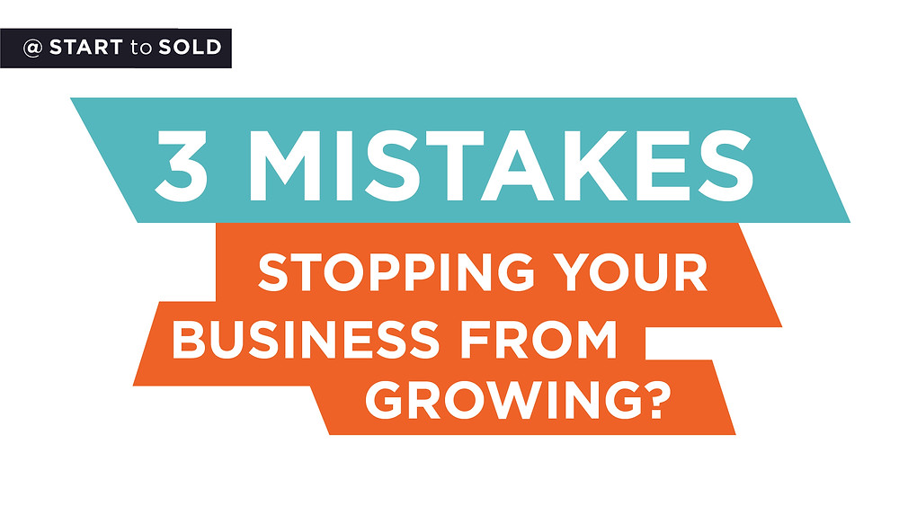 Emily Page Business Growth Consulting talks about 3 Mistakes To Address So You Can Create More Growth This Year