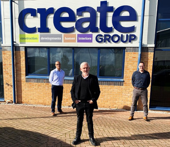 Create Developments strengthens team with the appointment of a new Development Manager