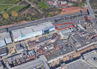 Create Developments plans Hampton by Hilton Hotel in Stockport