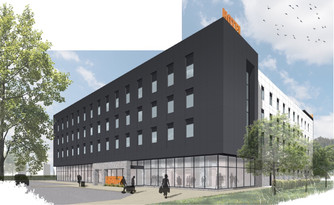 Create Developments announce their new Edinburgh Airport Hotel project
