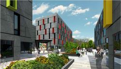 Morfa Road, Swansea 3D Visualisation 2_e