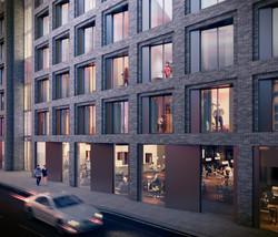 Hampton By Hilton . Manchester
