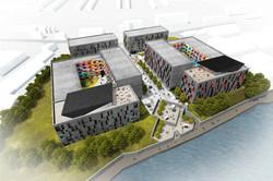 Morfa Road, Swansea 3D Visualisation 3_e