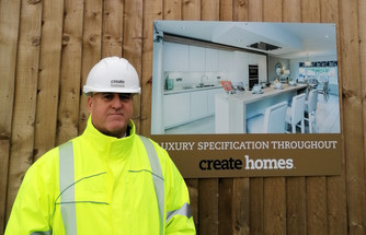 New Construction Director appointed for Create Homes