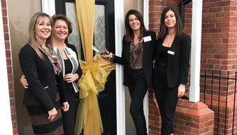 Create Homes open new show homes in high-end development in Lancashire