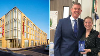 Another 'Rising Star' award for Blackpool's Hampton by Hilton hotel