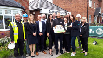 Blackpool house builder Create Homes celebrates its fourth year with the launch of phase two of thei
