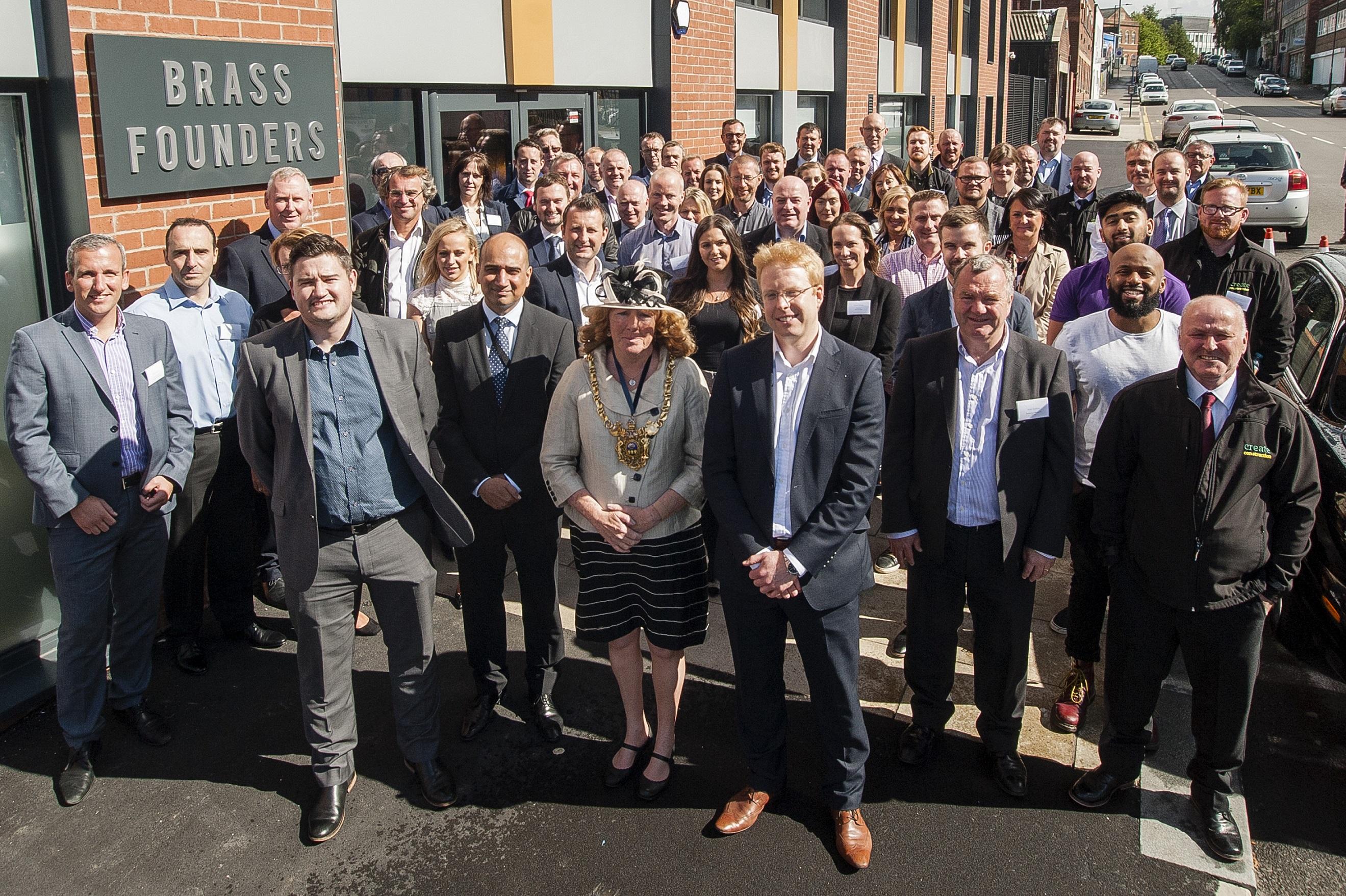 Brass Founders, Sheffield