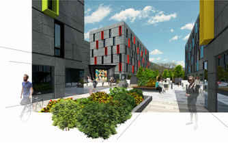 Create Construction forms partnership with Bricks Capital on two prestigious student accommodation p